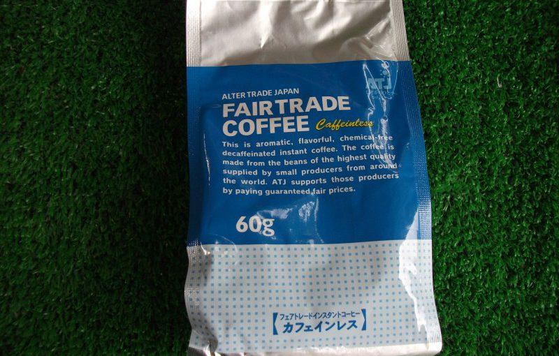 カフェインレス 有機インスタントコーヒー 詰替用