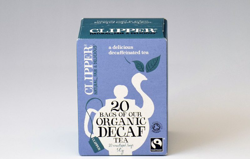 クリッパー カフェインレス紅茶