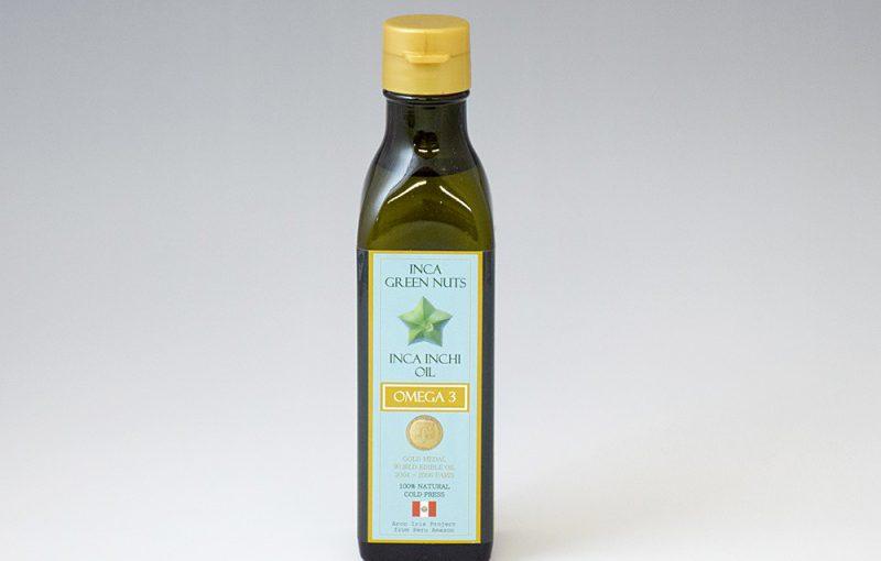 オメガ3 グリーンナッツオイル