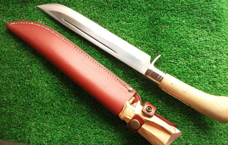 剣ナタ(両刃)210mm