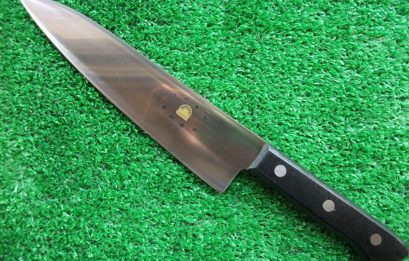 越前「牛刀」180mm ステンレス