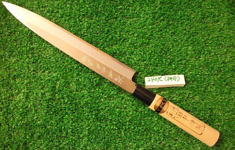 柳刃包丁(青)240mm