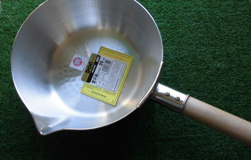 アカオ 雪平鍋(24cm)