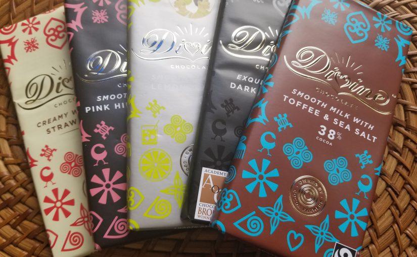 「わかちあいプロジェクトのチョコレート」の紹介!