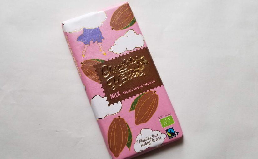 チョコレートフロムヘブン(ベルギー)<ミルク>