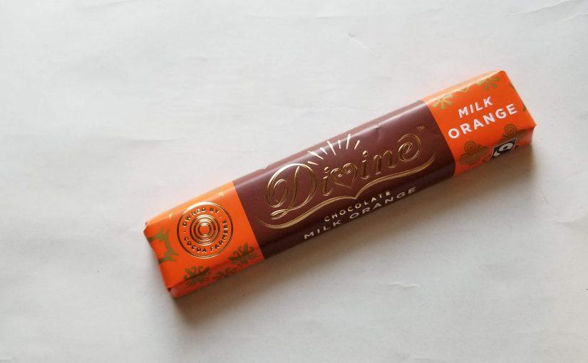 ディバイン「オレンジミルク」35g