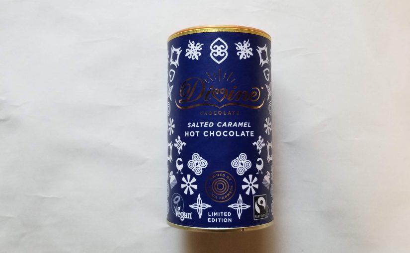 ディバイン「ホットチョコレートソルテッドキャラメル」300g