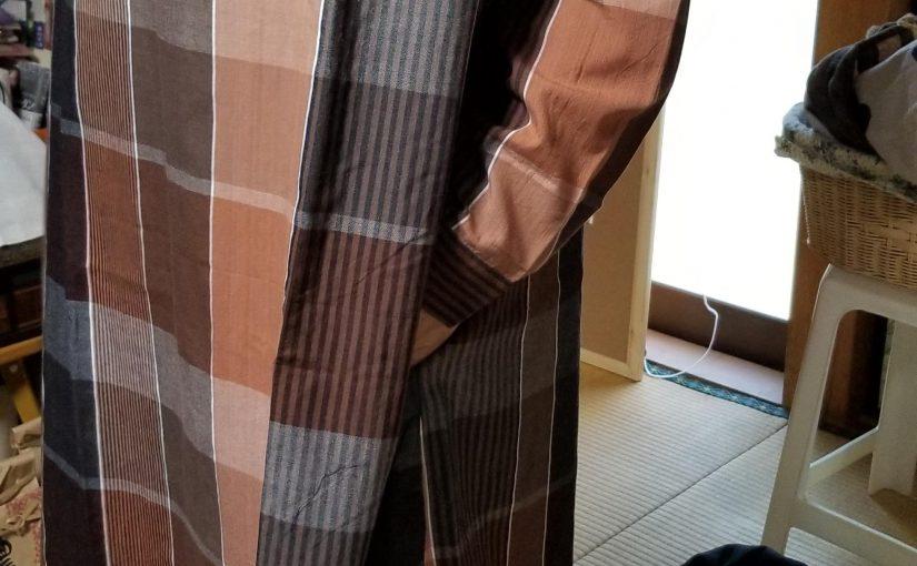 ピープルツリー「手織りスキッパーズドレス」L